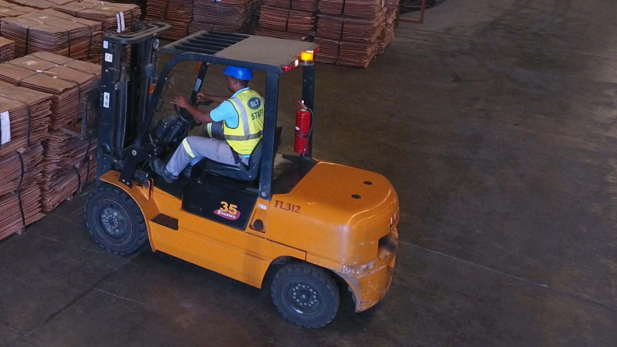 Forklift JJCC 2.5 ton