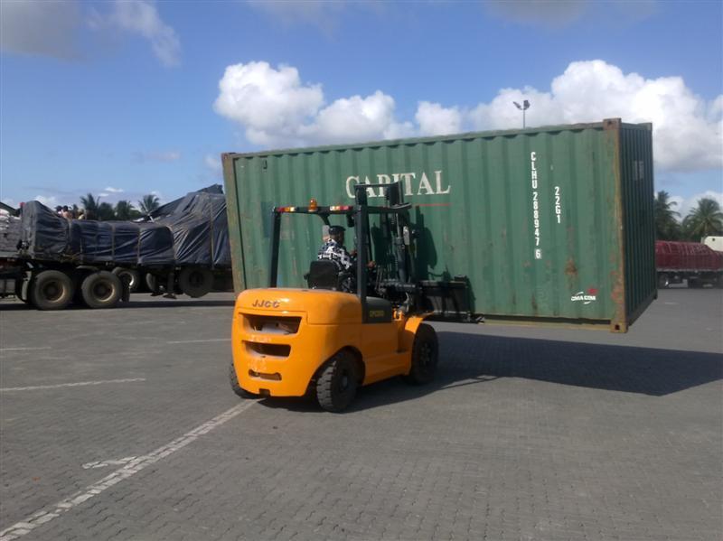 Forklift JJCC 5.0 ton